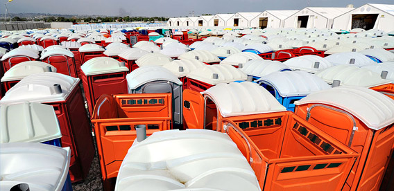 Champion Portable Toilets in Inglewood, CA